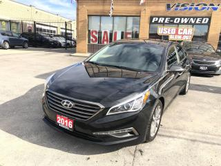 Used 2016 Hyundai Sonata 4dr Sdn 2.4L Auto GLS Special Edition-BACK UP CAM for sale in North York, ON