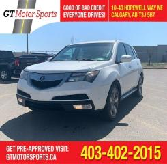 Used 2010 Acura MDX for sale in Calgary, AB