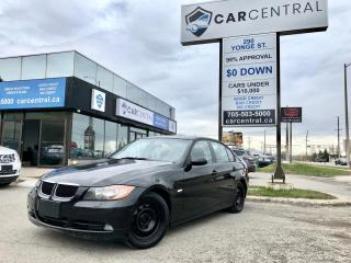 Used 2007 BMW 3 Series 328xi | AWD | LEATHER | SUNROOF | for sale in Barrie, ON