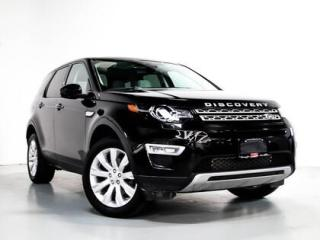 Used 2015 Land Rover Discovery Sport HSE LUXURY I PANO I NAVI I BLIND SPOT for sale in Vaughan, ON