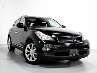 Used 2012 Infiniti EX35 JOURNEY PKG. I SUNROOF I CAM for sale in Vaughan, ON