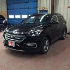 Used 2018 Hyundai Santa Fe Sport SE AWD - LEATHER - SUNROOF for sale in Ottawa, ON