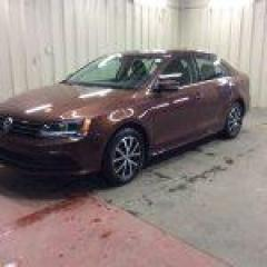 Used 2016 Volkswagen Jetta Sedan COMFORTLINE! SUNROOF! ONLY 40,000KMS! for sale in Ottawa, ON
