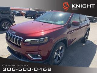 Used 2019 Jeep Cherokee Limited for sale in Swift Current, SK