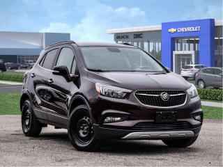 Used 2018 Buick Encore Sport Touring for sale in Markham, ON