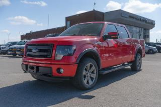Used 2014 Ford F-150 FX4 NAVI/LEATHER/STEPS for sale in Concord, ON