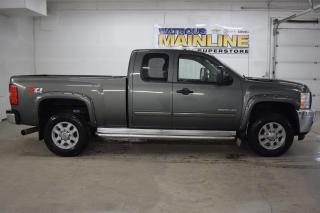 Used 2011 Chevrolet Silverado 2500 HD LT for sale in Watrous, SK
