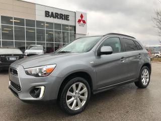 Used 2015 Mitsubishi RVR GT AWC for sale in Barrie, ON