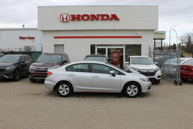 2014 Honda Civic LX ECONO LOT