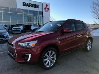 Used 2015 Mitsubishi RVR GT PREMIUM AWC for sale in Barrie, ON