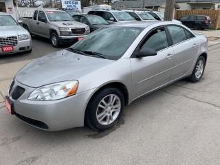 Used 2006 Pontiac G6 SE for sale in Hamilton, ON