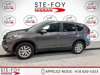 Used 2016 Honda CR-V Traction intégrale 5 portes EX for sale in Ste-Foy, QC