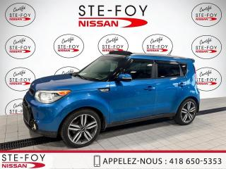 Used 2015 Kia Soul SX familiale 5 portes BA for sale in Ste-Foy, QC