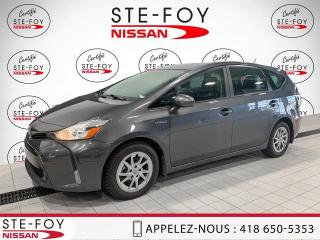 Used 2017 Toyota Prius V Hayon 5 portes for sale in Ste-Foy, QC