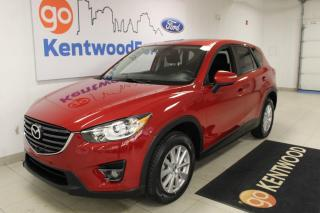 Used 2016 Mazda CX-5 3 MONTH DEFERRAL! *oac | Low KM | One Owner Trade | Sunroof | AWD for sale in Edmonton, AB