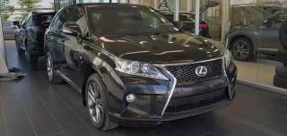 Used 2015 Lexus RX 350 F SPORT, HEATED/COOLED SEATS, MARK LEVINSON, NAVI, AWD, ACCIDENT FREE for sale in Edmonton, AB