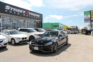 Used 2016 Mercedes-Benz C-Class AMG C 63 S for sale in Markham, ON