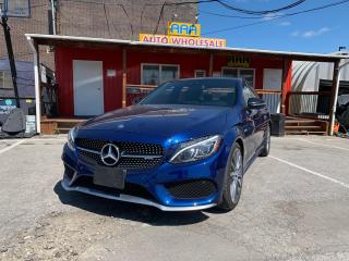 Used 2017 Mercedes-Benz C-Class 0 AMG C 43 for sale in Scarborough, ON