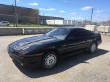 Photo of Black 1990 Toyota Supra