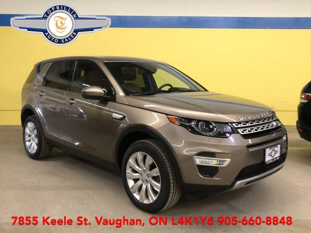 2015 Land Rover Discovery Sport HSE LUXURY, NAVI, Accident Free