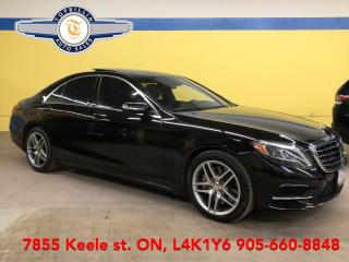 Used 2014 Mercedes-Benz S-Class S 550 4Matic, 2 Years Warranty for sale in Vaughan, ON