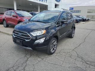 New 2020 Ford EcoSport Titanium for sale in Brantford, ON