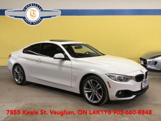 Used 2015 BMW 4 Series 428i xDrive, 1 OWNER, 2 Years Warranty for sale in Vaughan, ON