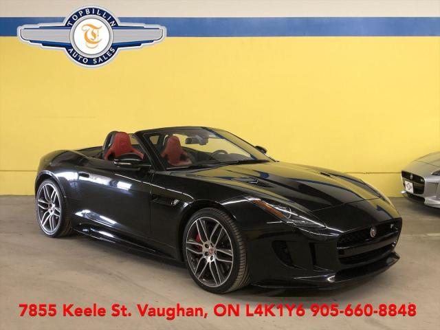 2017 Jaguar F-Type R AWD, 2 Years Warranty