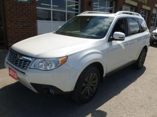 Used 2013 Subaru Forester X Convenience for sale in Weston, ON