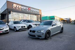 Used 2008 BMW 3 Series M3 for sale in Markham, ON