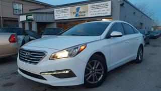 Used 2015 Hyundai Sonata 2.4L GL w/Backup Cam for sale in Etobicoke, ON