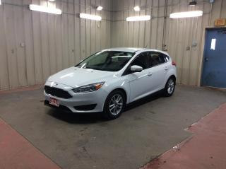Used 2016 Ford Focus 5DR HB SE for sale in Ottawa, ON