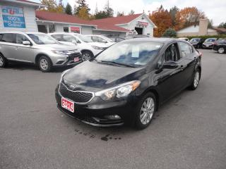 Used 2014 Kia Forte 4dr Sdn Auto LX for sale in Ottawa, ON