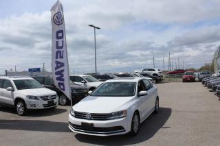 Used 2016 Volkswagen Jetta Sedan 1.4 TSI Trendline+ for sale in Whitby, ON