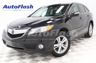 Used 2015 Acura RDX *Bluetooth *Camera *Extra Clean ! *Toit-Ouvrant for sale in Saint-Hubert, QC