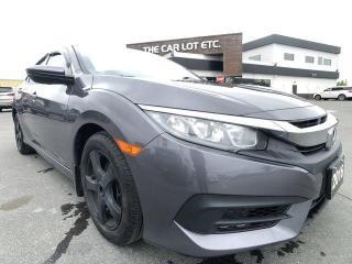 Used 2016 Honda Civic SEDAN LX for sale in Sudbury, ON