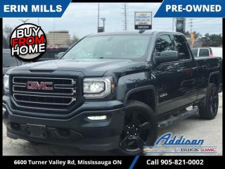 Used 2017 GMC Sierra 1500 Elevation  5.3L 4X4|20