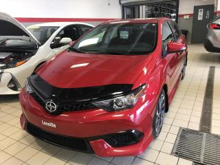 Used 2016 Scion iM COROLLA IM / AUTO / CVT for sale in Terrebonne, QC