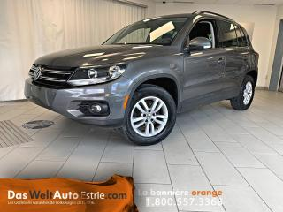 Used 2014 Volkswagen Tiguan 4MOTION Trendline, Gr. Électrique, A/C,Automatique for sale in Sherbrooke, QC