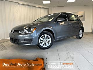 Used 2017 Volkswagen Golf 1.8TSI Trendline, Gr. Électrique, A/C, Automatique for sale in Sherbrooke, QC
