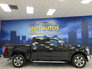 Used 2020 Ford F-150 XLT 4X4 V-6 3.5 ÉCOBOOST 2900 KM ! for sale in Lévis, QC