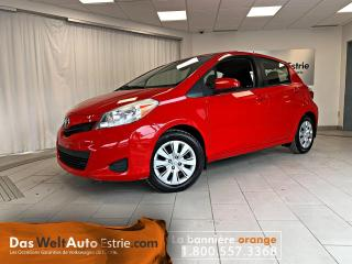 Used 2013 Toyota Yaris LE, Gr. Électrique- A/C, Manuel for sale in Sherbrooke, QC