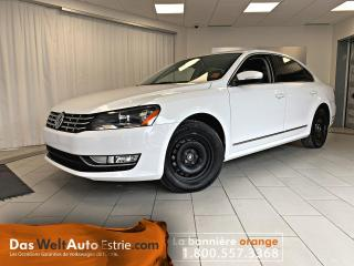 Used 2014 Volkswagen Passat TDI Comfortline, Gr. Électrique, A/C, Automatique for sale in Sherbrooke, QC