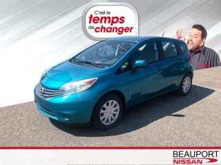 Used 2014 Nissan Versa Note 1.6 SV à hayon 5 portes BA for sale in Beauport, QC