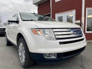 Used 2010 Ford Edge Limited 4 portes, traction intégrale for sale in Drummondville, QC