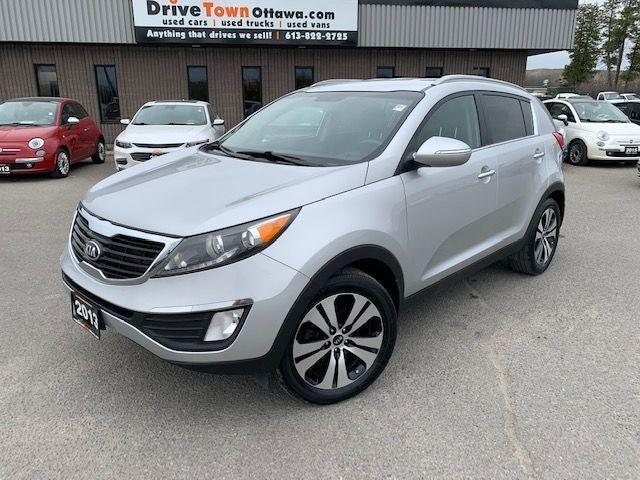 2013 Kia Sportage EX **90 Days no Payments**