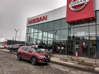 Used 2018 Nissan Rogue SL PLATINUM RESERVE AWD TOIT*CUIR*GPS*CA for sale in Lévis, QC