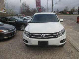 Used 2015 Volkswagen Tiguan COMFORTLINE for sale in Waterloo, ON