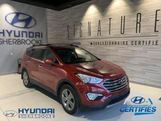 Used 2016 Hyundai Santa Fe XL 2WD+7 PLACES+A/C+BANCS CHAUFF for sale in Sherbrooke, QC