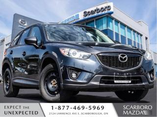 Used 2014 Mazda CX-5 AWD|POWER SUNROOF|BLUETOOTH|HEATED SEATS for sale in Scarborough, ON